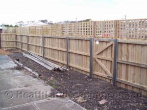 Fencing Heath Landscaping