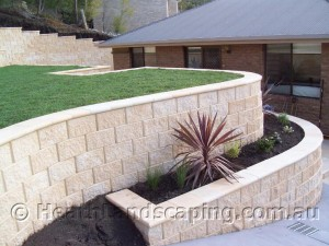 Retaining Walls Heath Landscaping