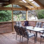 Contact for a Quote Today for any Landscape work in Southern Tasmania. 0402 427 683 Decks Constructed by Heath Landscaping Southern Tasmania. Pergola and Deck Constructed by Heath Landscaping Southern Tasmania. Pergola, Paving and Sleeper Wall Heath Landscaping Southern Tasmania Pergolas Heath Landscaping