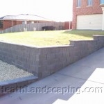Two Level Retaining Walls