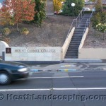 Mt Carmel Landscaping Works Constructed by Heath Landscaping Hobart Tasmania