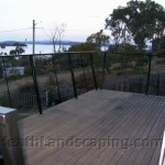 Decks Constructed by Heath Landscaping Southern Tasmania.