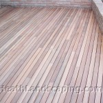 Deck Constructed by Heath Landscaping Southern Tasmania.