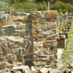 Landscaping Constructed by Heath Landscaping Tasmania. Stone Masonry Constructed by Heath Landscaping Southern Tasmania. Stone Masonry Heath Landscaping