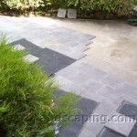 Small Paving Job Tasmania Heath Landscaping