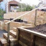 Retaining Walls Heath Landscaping