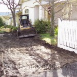Driveway Paving by Heath Landscaping Hobart Tasmania.