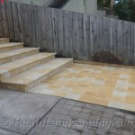 Howrah Stairs and Paving